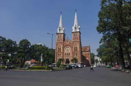 Catedral de Notre Dame de Saigon - A 670 m del alojamiento Beautiful Apartment at zoagy