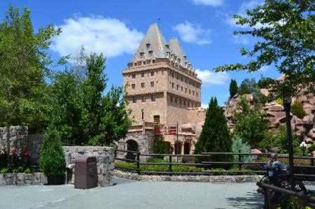 "פארק Epcot Theme - 7.29 ק""מ ממקום האירוח Sheraton Vistana Villages Resort Villas, I-Drive/Orlando"
