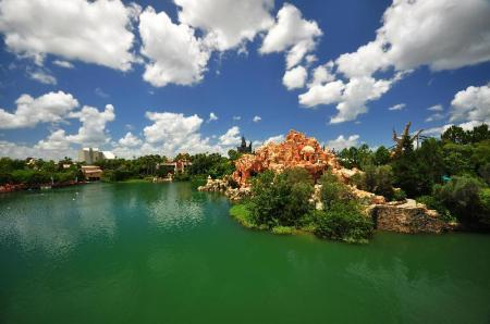 Universal's Islands of Adventure - 4.53 km from property SpringHill Suites Orlando Convention Center/International Drive Area