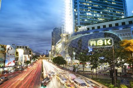MBK Shopping Center - 7.92 km van de accommodatie Zenith Place Condominium