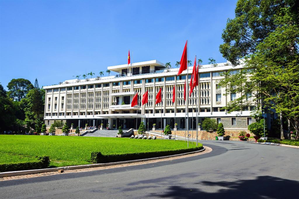 Reunification Palace - 2.37 km from property