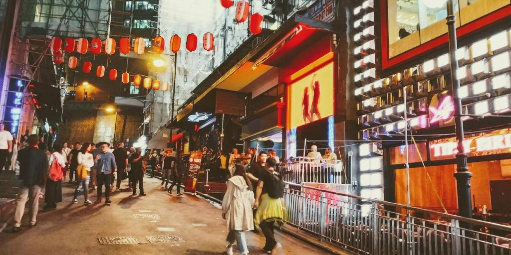 Lan Kwai Fong - 2.44 km from property