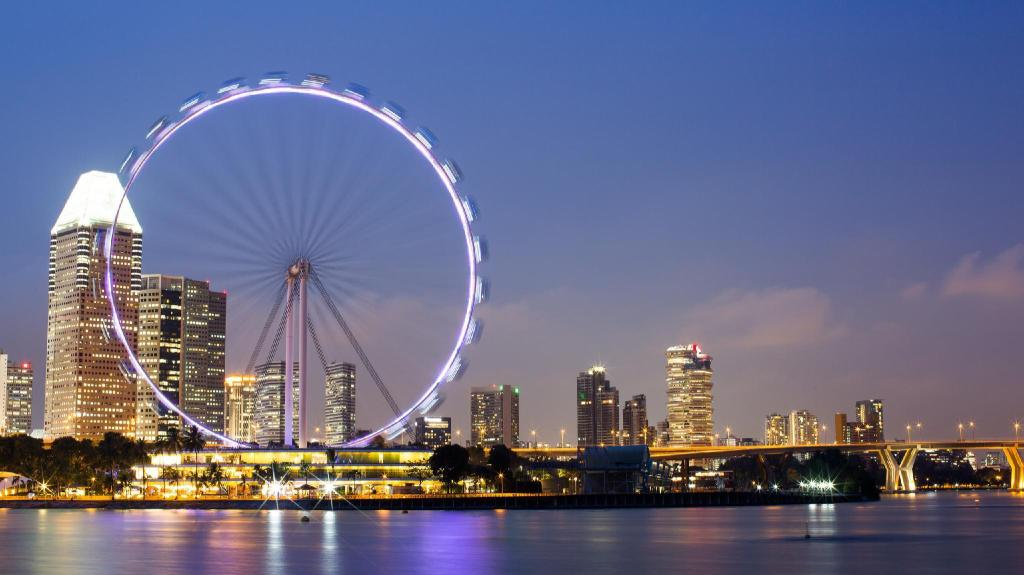 Singapore Flyer - 2.91 km from property Bright and Cosy 1 Bedroom Apartment 4pax