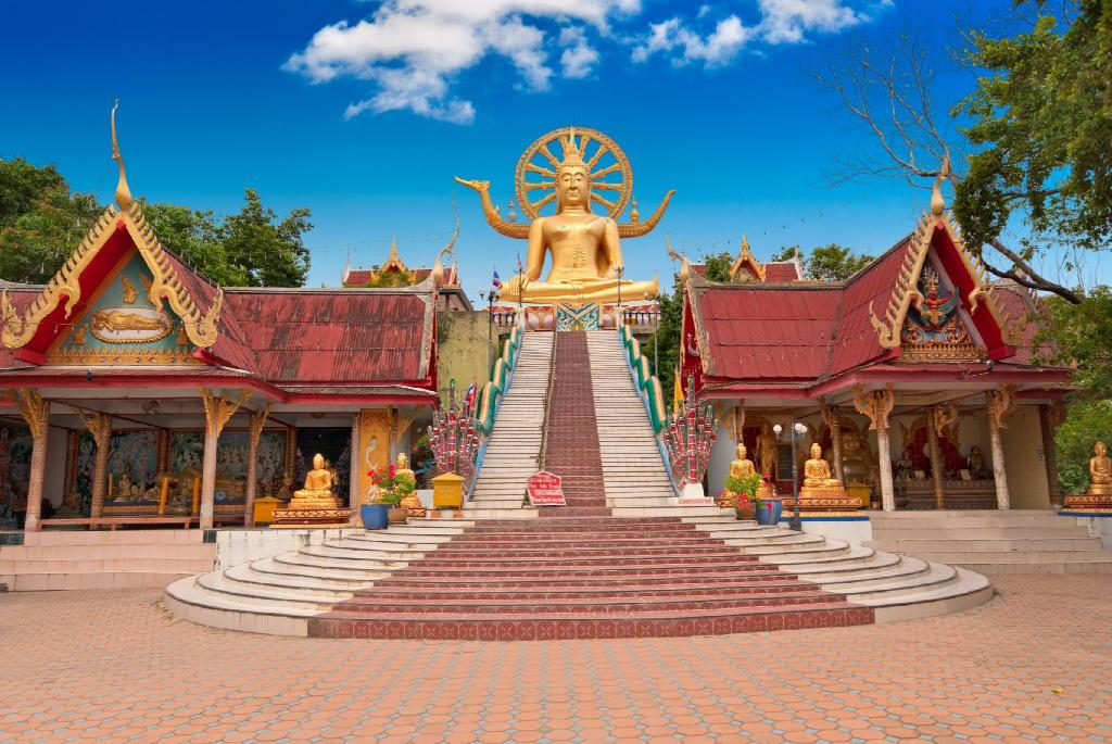 Big Buddha - 6.91 km from property Kookai House