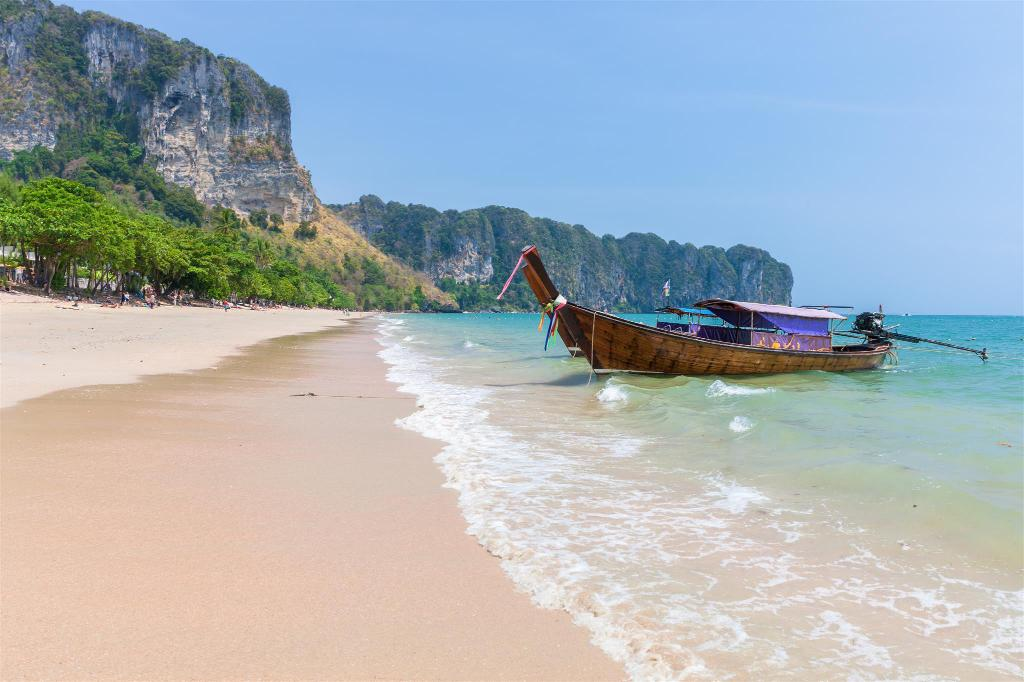 Ao Nang Beach - 1.83 km from property Baan Philippe on West Railay Beach