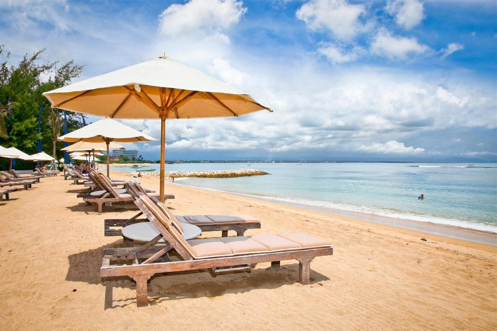Sanur Beach - 580 m from property Tranquil Poolside Garden Villa