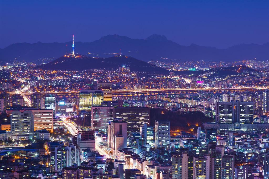Myeong-dong - 1.52 km van de accommodatie Natural Ain House 302 Seoul Station 3min