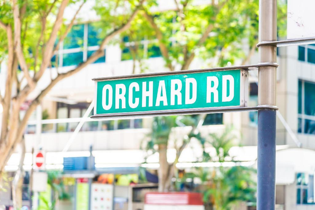 Orchard Road - 1.01 km from property Mi casa