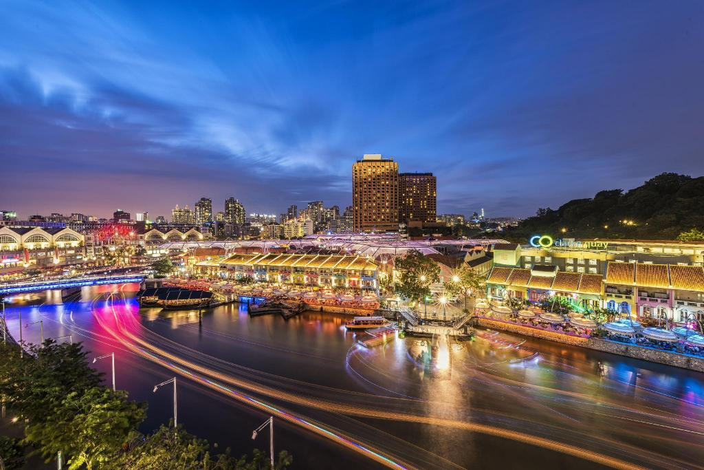 Clarke Quay - 1.2 km from property Mi casa