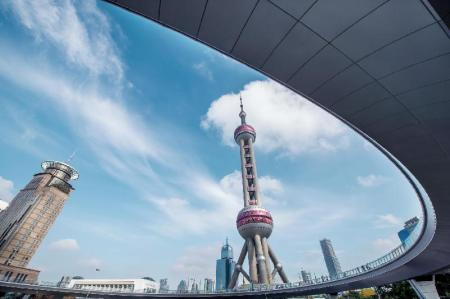 Oriental Pearl Tower - 7.26 km from property 7 Days Inn Shanghai New International Expo Center Branch