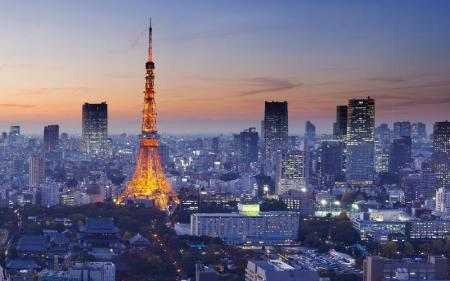 Tokyo Tower - 9.37 km from property Base Inn Tabata