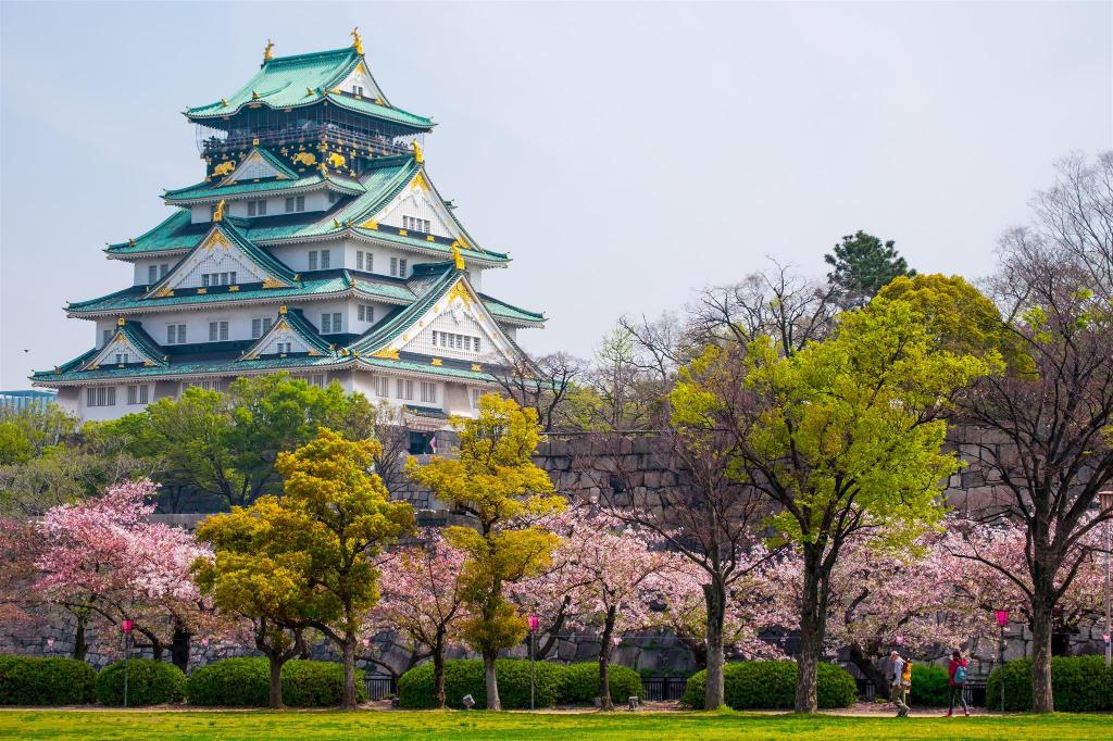 Osaka Castle - 5.97 km from property