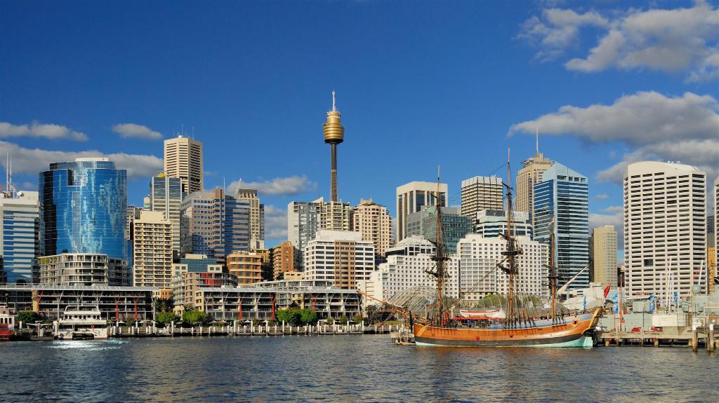 Darling Harbour - 930 m. fra eiendom Quay Street Apartment