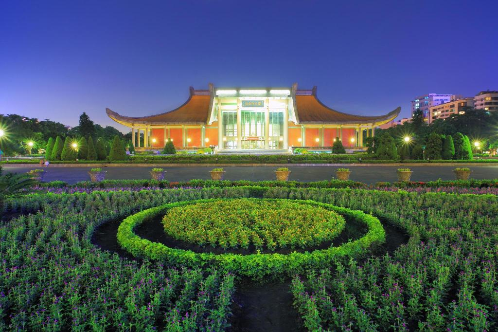 National Sun Yat-sen Memorial Hall - 1.1 km van de accommodatie Taipei meets 2-3 - Elephant 4-person suite