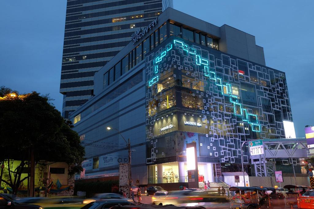 Siam Discovery - 9.3 km from property