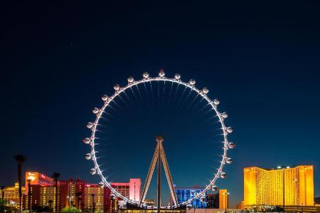 High Roller - 130 m from property SUITES AT HGVC AT THE FLAMINGO LAS VEGAS STRIP
