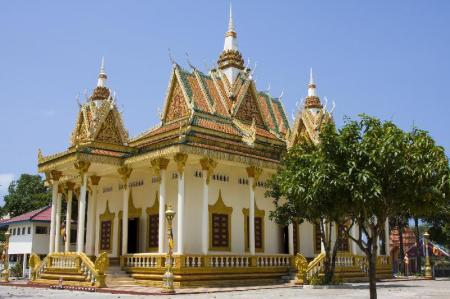 Wat Krom Temple - 2.62 km from property The Big Easy