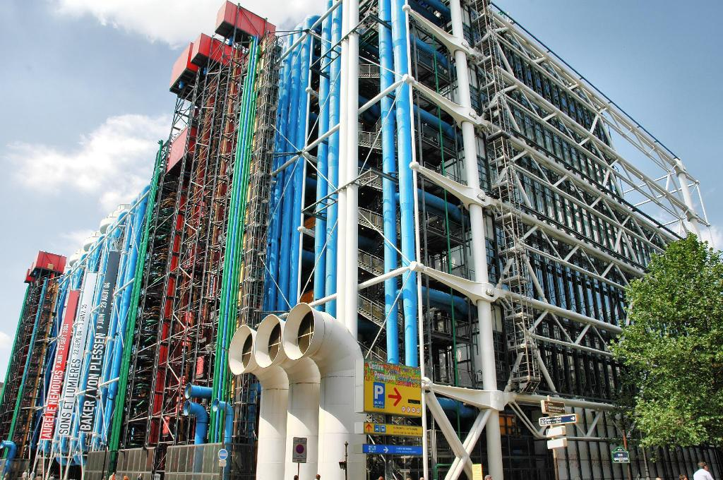 Pompidou Centre - 860 m from property Short Stay Apartment Elisabeth