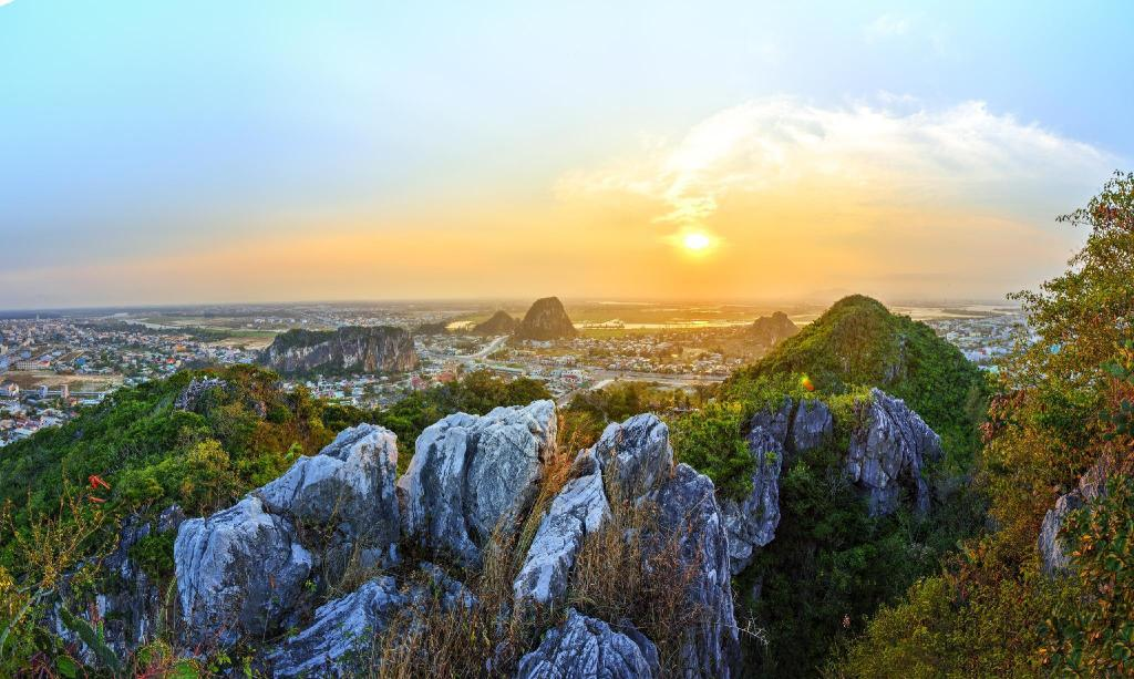The Marble Mountains - 4.76 km from property Bisou Cocobay Danang