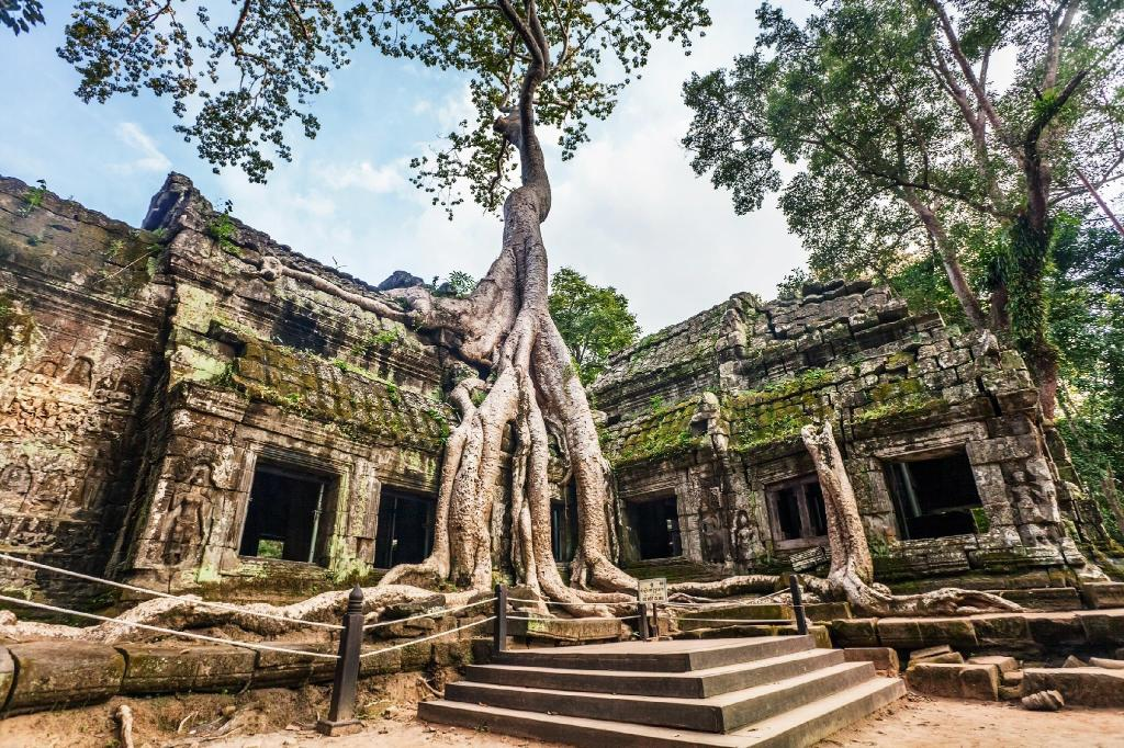 Ta Prohm - 7.09 km from property Pamy's Maison Extra Room