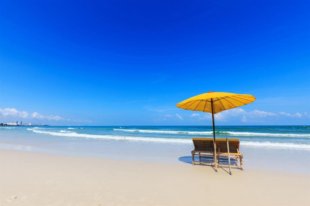 Hua Hin Beach - 350 m from property