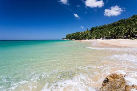 Naithon Beach - 8.09 km from property The Nice Phuket Bangtao Hotel