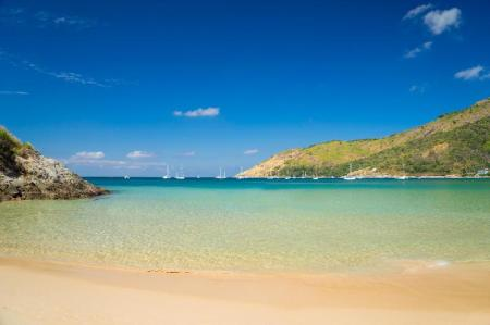 Nai Harn Beach - 5.18 km from property Beach Breeze Guesthouse