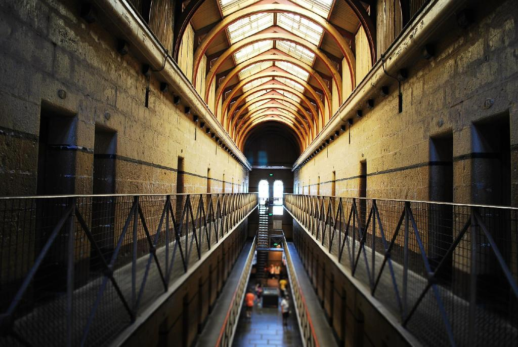 Old Melbourne Gaol - 9.84 km from property Heidelberg Haven