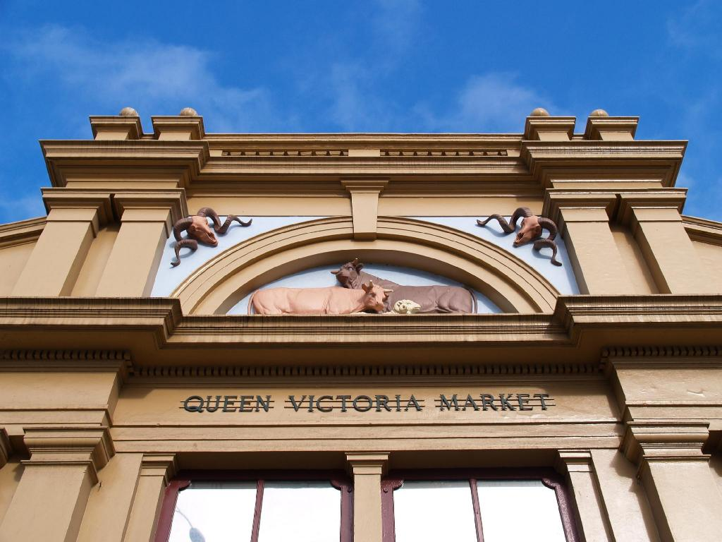 Queen Victoria Market - 290 m from property Mono Apartments on Franklin