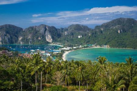 Koh Phi Phi Viewpoint - 620 m from property Golden Hill Bungalows