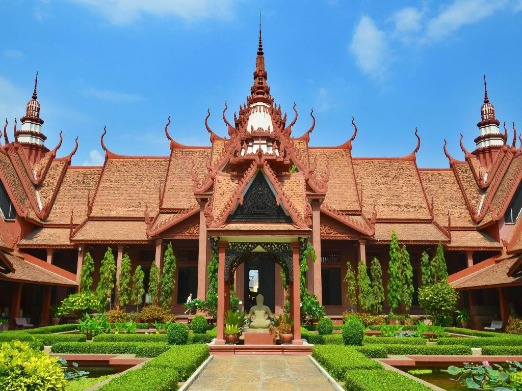 National Museum - 1.35 km from property Phnom Penh Boutique Hotel