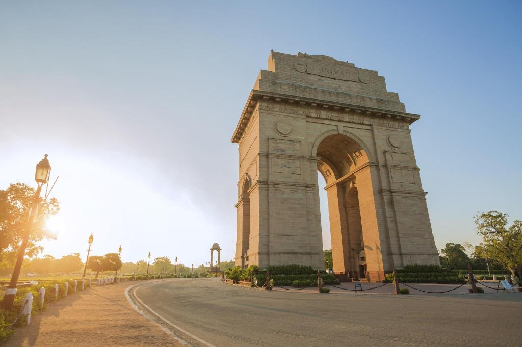 India Gate - 6.02 km from property