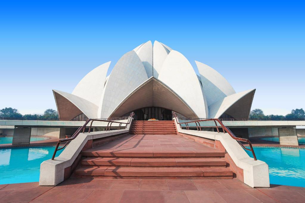 Lotus Temple - 6.85 km from property Hotel Kayanaat