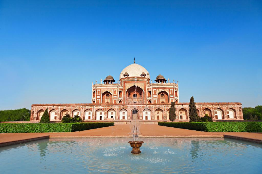 Humayun's Tomb - 7.12 km from property Hotel Bukhara Inn