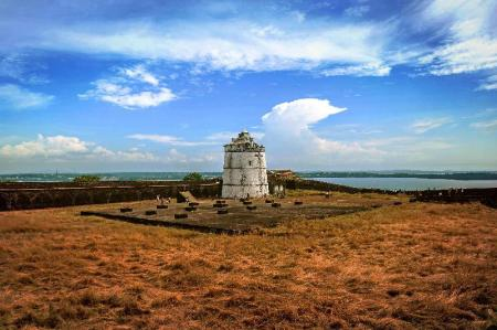 Fort Aguada - A 9.47 km de l'allotjament Roadhouse Hostels