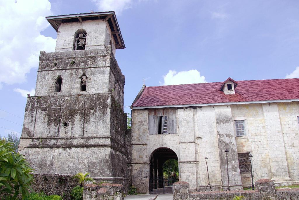 Baclayon Church - 4.78 km from property GV Hotel Tagbilaran