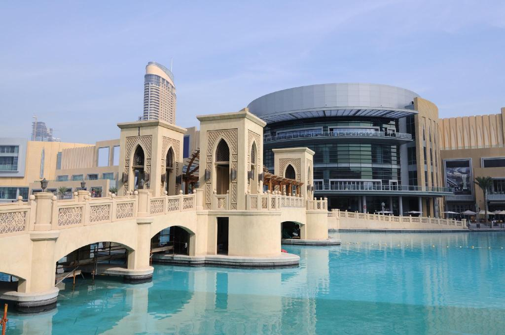The Dubai Mall - 900 m from property Loft East Downtown