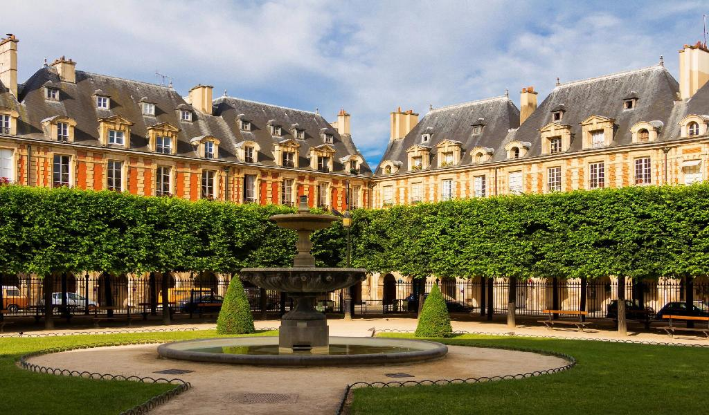 Place des Vosges - 1.17 km from property Short Stay Apartment Elisabeth