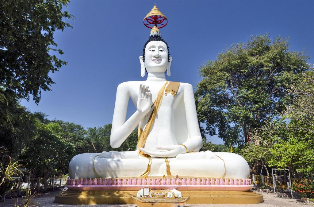 Koh Samed Buddha - 170 m from property Ban Rak Samed Hotel