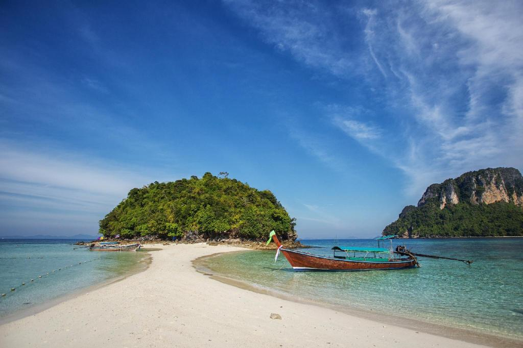 Thale Waek (Separated Sea) - 6.57 km from property Baan Philippe on West Railay Beach