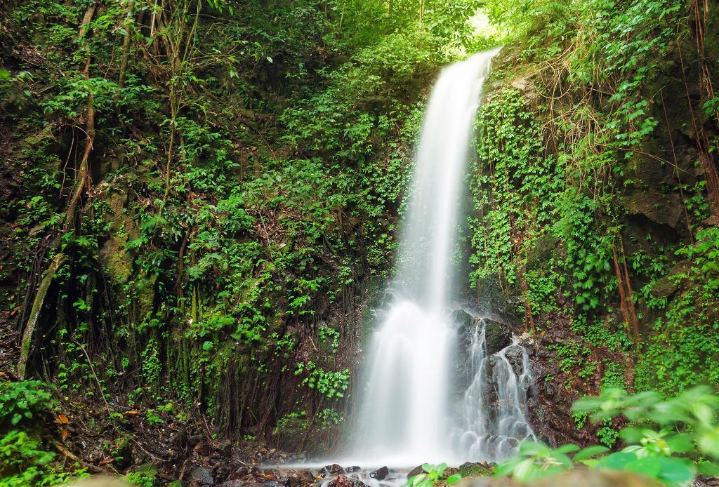 Air Terjun Lembah Anai Waterfall - 7.48 km van de accommodatie Wisma Hayati