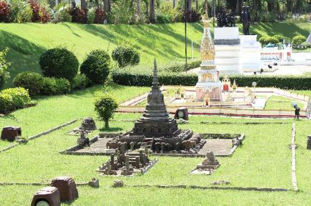 Mini Siam - Miniature Park - 5.28 km from property V2 Mansion