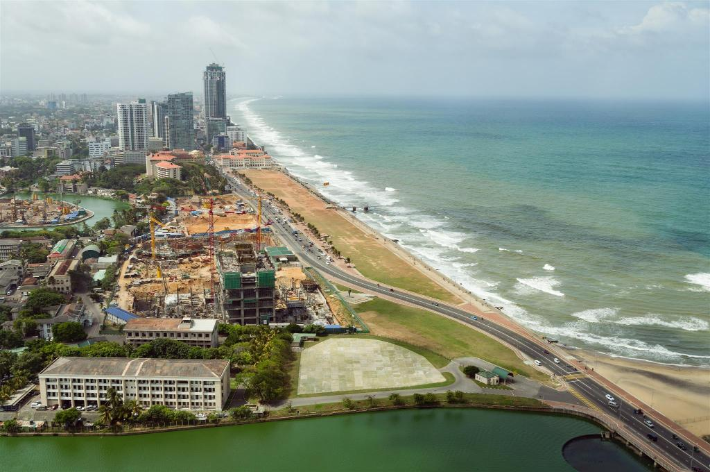 Galle Face Green - 6.26 km from property