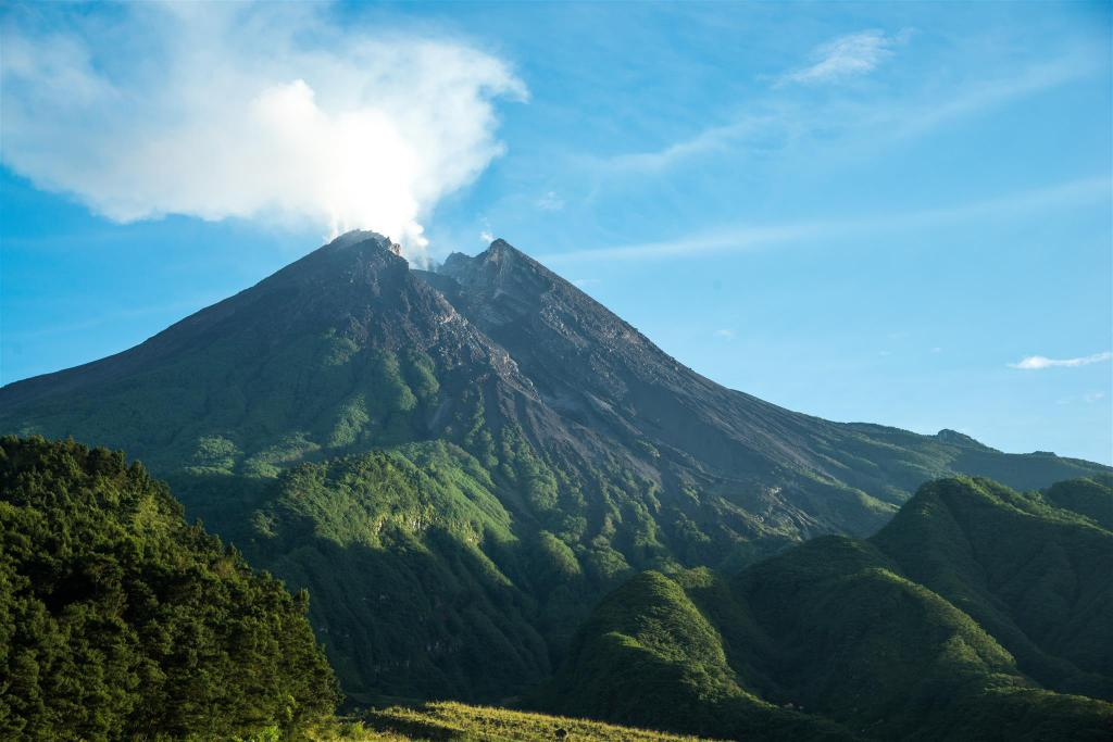 Merapi Mount - 7.26 km from property