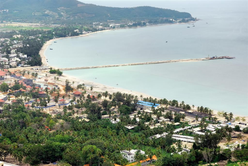 Pantai Dadonghai - 5.34 km dari properti Sanya Lanhaikui Seaview Holiday Apartment (Sina International)