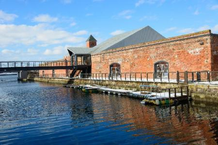 Kanemori Red Brick Warehouse - 710 m from property CENTURY MARINA HAKODATE