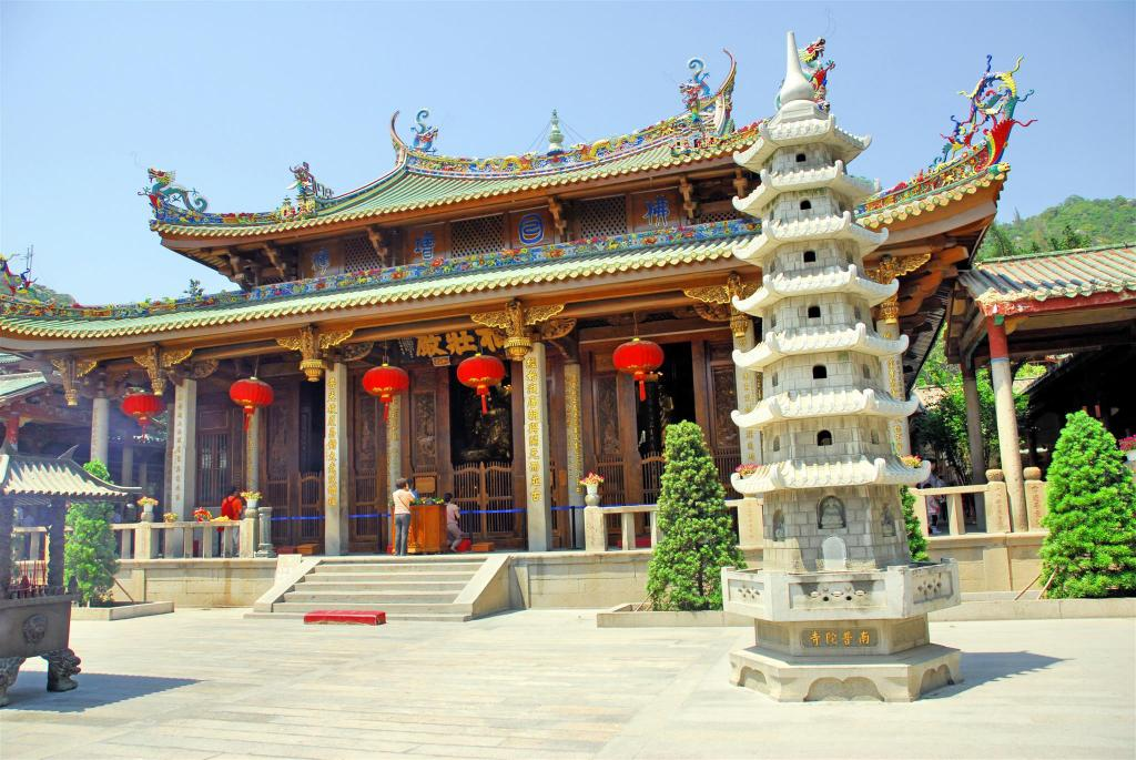 Nanputuo Temple - 2.23 km from property Xiamen Jiangnan Renjia Apartment