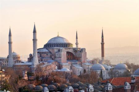 Hagia Sophia Museum - 370 m from property Sultan Apartments