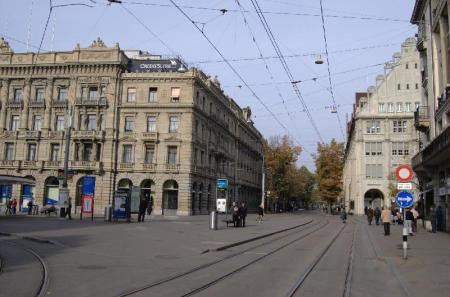 Bahnhofstrasse - 1.43 km from property EMA House Serviced Apartments - Superior Standard - Unterstrass