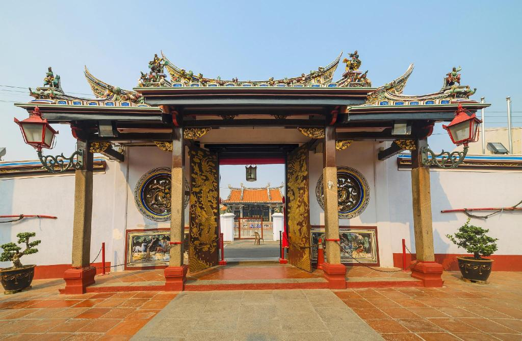Cheng Hoon Teng Temple - 560 m from property Chestoe Guest House